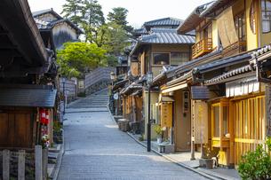 京都の二年坂の写真素材 [FYI04311736]