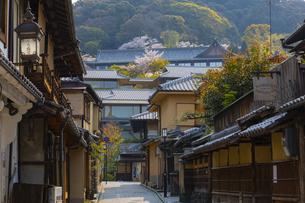 京都の一年坂の写真素材 [FYI04311768]