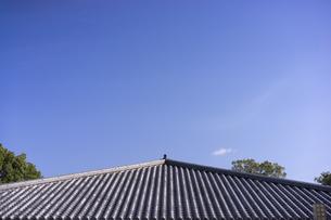 屋根の写真素材 [FYI04312154]
