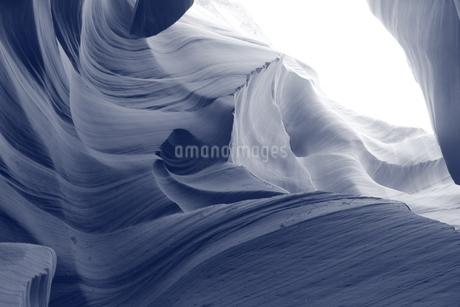 世界で最も美しい峡谷(=キャニオン) アンテロープキャニオンの写真素材 [FYI04312178]