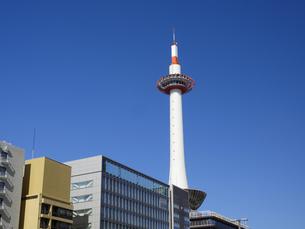 京都タワーの写真素材 [FYI04312991]