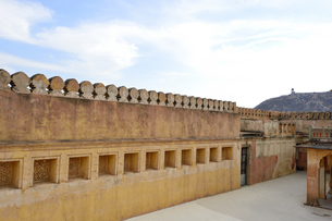 宮殿城塞のアンベール城の写真素材 [FYI04313922]