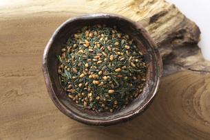 玄米茶の写真素材 [FYI04314283]