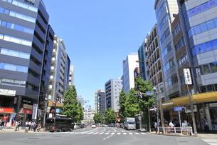 恵比寿南交差点の写真素材 [FYI04314978]