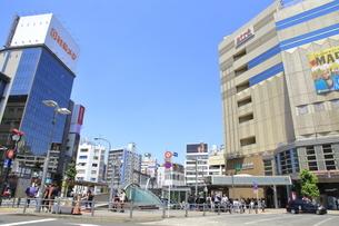 恵比寿駅の写真素材 [FYI04314979]