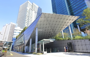 六本木一丁目駅の写真素材 [FYI04315011]