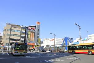 湘南台駅 小田急線の写真素材 [FYI04315072]
