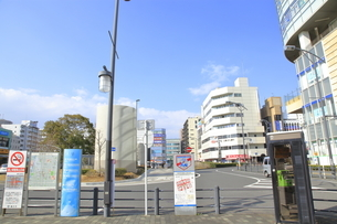 湘南台駅 小田急線の写真素材 [FYI04315073]