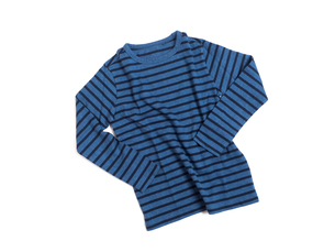 子供用の長袖シャツの写真素材 [FYI04315216]