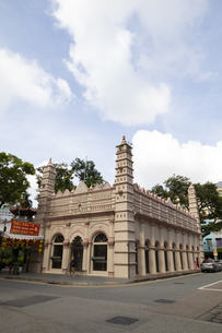 ナゴール・ダルガー寺院の写真素材 [FYI04316212]