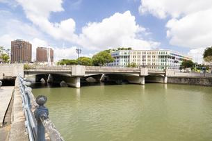 ボートキーから望むコールマンブリッジの写真素材 [FYI04316217]