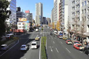 第一京浜の写真素材 [FYI04316716]