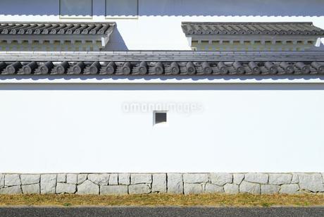 城壁の狭間の写真素材 [FYI04316758]