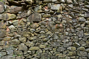 キリシタン教会のドロ壁の写真素材 [FYI04318230]