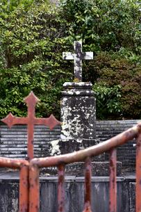 ドロ神父の墓所の写真素材 [FYI04318241]