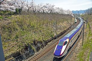 山形新幹線つばさの写真素材 [FYI04318639]