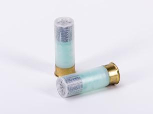 散弾銃の銃弾の写真素材 [FYI04318711]