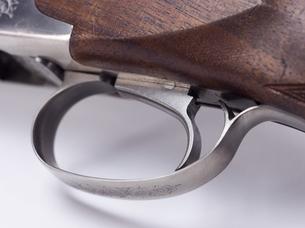 ライフル銃の部品の写真素材 [FYI04318718]