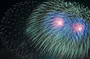 未来へ残したい日本の花火の写真素材 [FYI04318796]