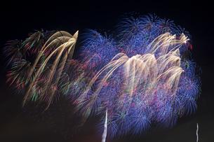 未来へ残したい日本の花火の写真素材 [FYI04318798]