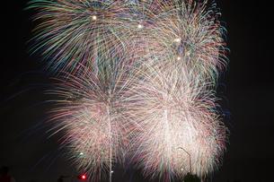 未来へ残したい日本の花火の写真素材 [FYI04318807]