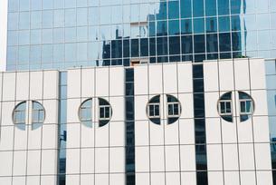 Skyscraper of facadeの写真素材 [FYI04319591]