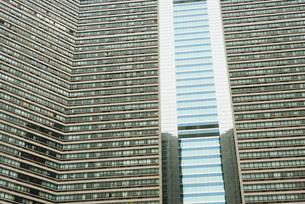 high rise of facadeの写真素材 [FYI04319607]