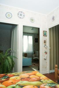 Rustic home interiorの写真素材 [FYI04319692]