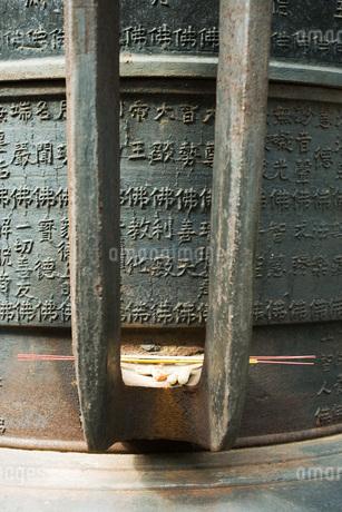 Buddhist religious fixtureの写真素材 [FYI04319973]