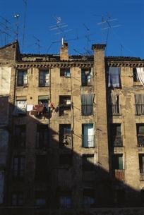 Apartment buildingの写真素材 [FYI04319998]