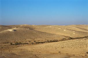 Jordan, arid landscapeの写真素材 [FYI04320005]