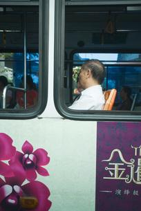 City busの写真素材 [FYI04320390]