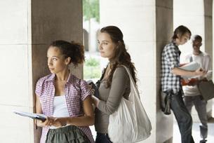 University studentsの写真素材 [FYI04321672]
