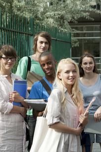 University studentsの写真素材 [FYI04322273]