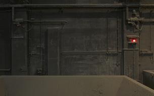 Interior of old factoryの写真素材 [FYI04323222]