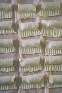 Fresh pasta rollsの写真素材 [FYI04323757]