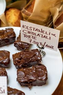 チョコレートの写真素材 [FYI04331214]