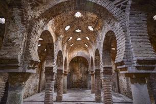 アラブ浴場の写真素材 [FYI04331457]