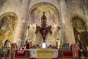 サンタマリアラマヨール教会の写真素材 [FYI04331468]