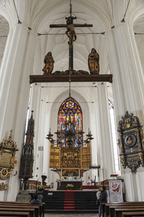 聖マリア教会の写真素材 [FYI04331863]
