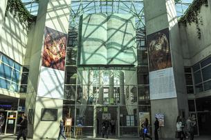 ワルシャワ大学図書館の写真素材 [FYI04331956]