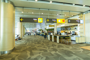 ングラ・ライ国際空港の写真素材 [FYI04332439]