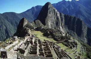 Machu Picchu, Peruの写真素材 [FYI04332730]