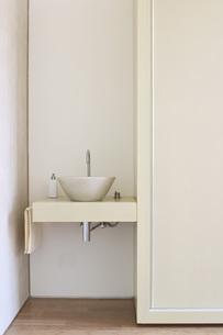 Washbasinの写真素材 [FYI04332741]