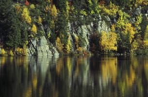 Autumn in Norwayの写真素材 [FYI04332743]