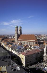 Frauenkirche, Munichの写真素材 [FYI04332771]