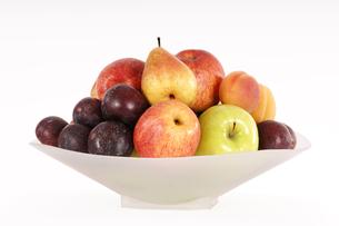 Fruit bowl, close-upの写真素材 [FYI04332780]