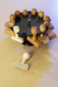 Punch unit holderの写真素材 [FYI04332802]