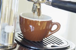 Espresso makerの写真素材 [FYI04332831]