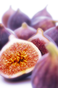 Fresh Figsの写真素材 [FYI04332912]